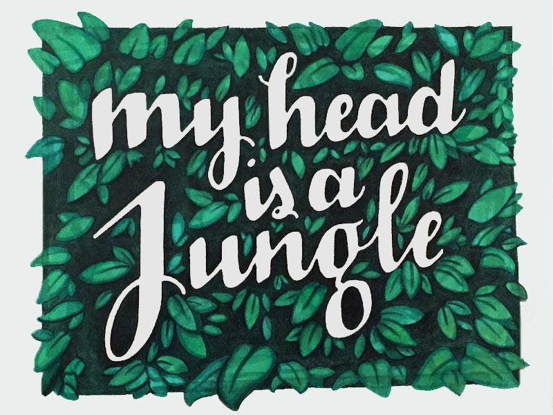 jungledribbble
