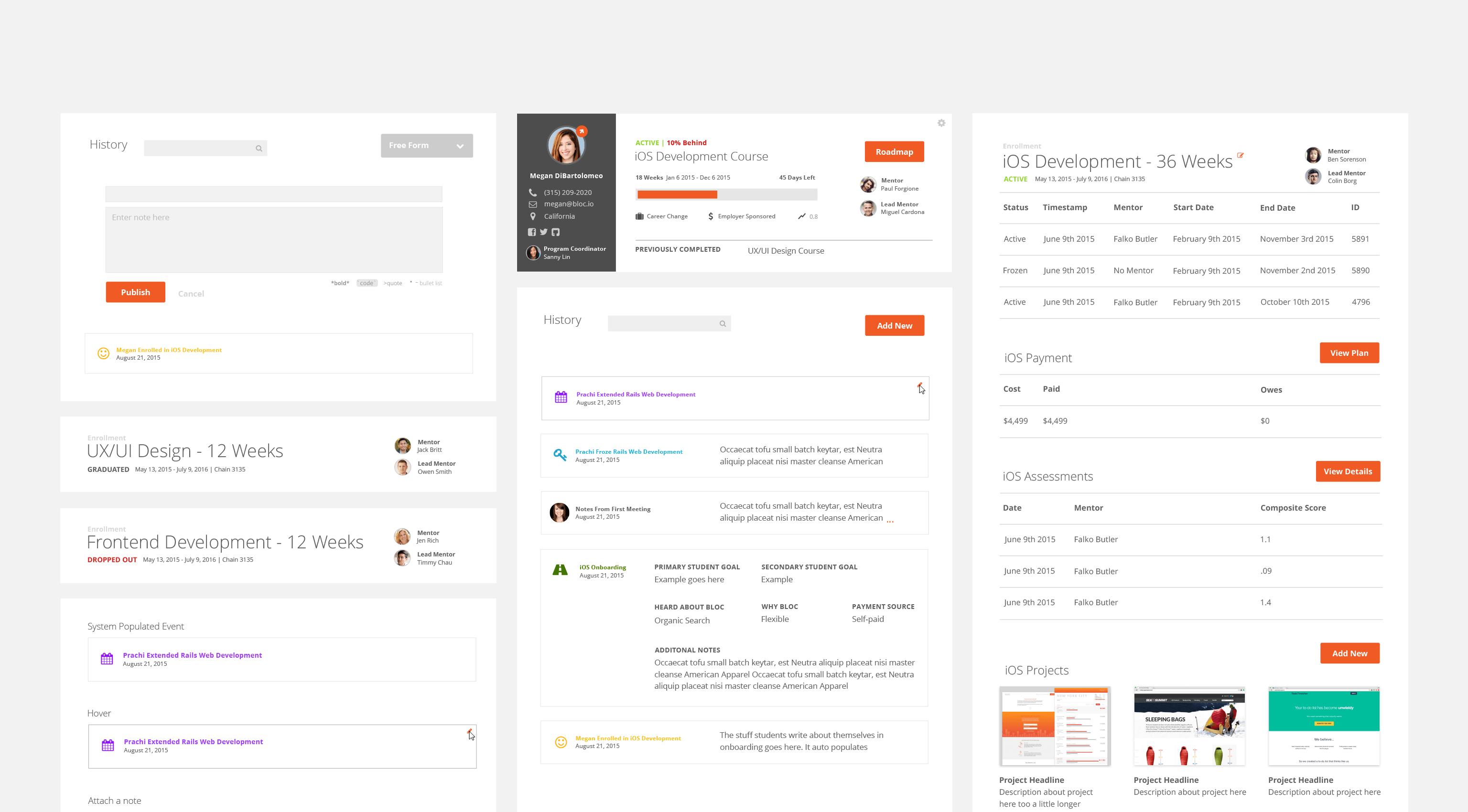 student-account